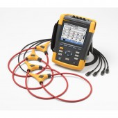 Fluke 434 Series II 3-Phase Energy Analyzer Kit with 3000 Amp Thin-Flex Probes