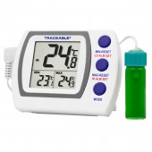 Traceable® 6437 Excursion-Trac™ USB Datalogging Refrigerator/Freezer Thermometer w/ NIST