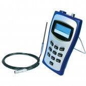 FW Bell 5186 Gaussmeter - Magnetic Field Tester with Axial Probe