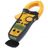 Ideal 61-763 TightSight Clamp Meter - 600 Amp AC True RMS Current Measurement