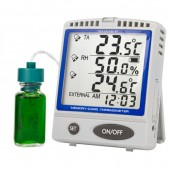 Traceable® 6400 Memory-Card Refrigerator/Freezer Bottle Thermometer w/NIST
