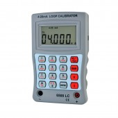 SEW 6500 LC 4-20mA Loop Calibrator with DC Current and DC Voltage output