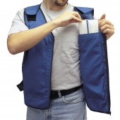 Allegro 8412‐03 Flame/Heat Retardant Cooling Vest for Cooling Inserts -  Size Large