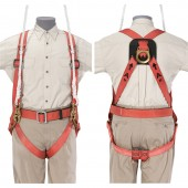 Klein 8785 Fall Arrest Positioning Retreiving Harness