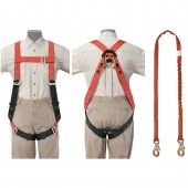 Klein 87150 Fall Arrest Harness Set Klein Lite Tradesmans Set