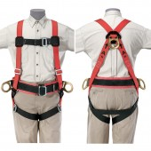 Klein Fall Arrest Positioning Harness