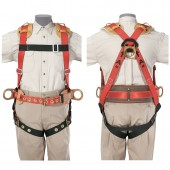 Klein Fall Arrest Positioning Harness Iron Work