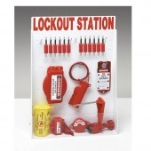 Large Lockout Station