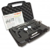 Accushim SK-1D Broken Coupling Alignment Starter Kit with Dial Indicators