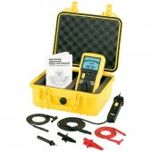 AEMC 1040 Kit Handheld Digital Megohmmeter Kit