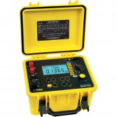 AEMC 6255 High Accuracy 10A Micro-Ohmmeter with 0.05 percent accuracy