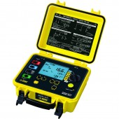 AEMC 6471 Kit-300Ft Multi Function Ground Resistance Tester Kit with 300' leads and Clamps