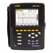 AEMC PowerPad III Model 8333 (No Current Probes)