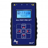 All-Test Pro 34 IND Electric Motor Tester with Motor Circuit Analysis (MCA) Basic Software - Single User