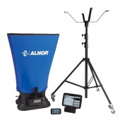 Alnor EBT731-STA Balometer® Capture Hood Bundle with Free Stand and Nexus 7 Tablet computer