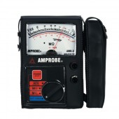 AMB 3 ANALOG MEGOHMMETER, INSULATION TESTER, 1000V