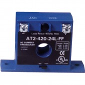 NK Technologies  AT142024LFF AC Current Transducer with 4-20mA Output