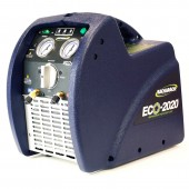 Bacaharach ECO-2020 recovery unit with shut-off valve