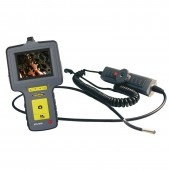 Borescope with Fiber Scope Optical Articulating Technology