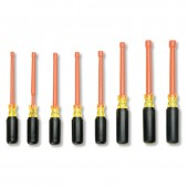 Cementex TR-8SD - Insulated Tool Set - 8-Piece Insulated Screwdriver Roll
