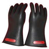 Salisbury by Honeywell E011B/8H Insulated High Voltage Electrician's Gloves Class 0 (1000V) - Size 8.5