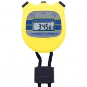 Control Company 1042 Water Resistant/Shockproof Traceable Stopwatch