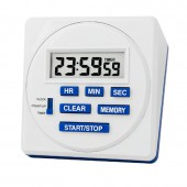 Control Company 5007 Lab Top Traceable Timer
