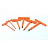 Cementex HKS-6T - Insulated Hex Key Set - 6 Piece Tool Kit