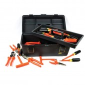 Cementex ITS-30B - 30 Piece Insulated Tool Kit - Electrician's Tool Case