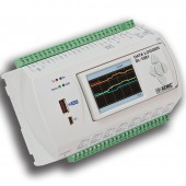 AEMC DL-1081 Data Logger 8-Channel with LCD display