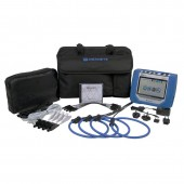 Dranetz HDPQ Guide Package Three Phase Smart  Power Quality Monitor with 3000 Amp Flexible Current Probes
