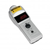 Shimpo DT207LR Contact / Non-Contact Hand Held Tachometer - LED Display