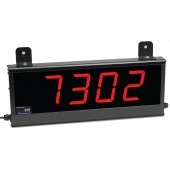 "large digit display up counter 6.0"" digits"