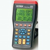 Extech 382090 Three Phase True RMS Power Analyzer Datalogger