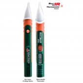 Extech DV40 AC Voltage Detector IR Thermometer
