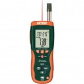 Extech HD550 Psychrometer With IR Thermometer and GPP (g/kg)
