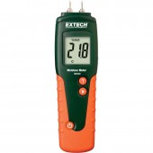 Extech MO220 Wood Moisture Meter with Remote and Built-In Penetration Probes