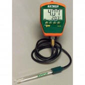 Extech PH220-C Waterproof Palm pH Meter with Temperature
