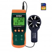 Extech SDL310 Vane Thermo-Anemometer with SD Datalogger