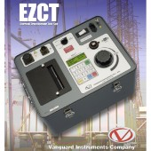 Vanguard Instruments EZCT-10 Current Transformer Test Set