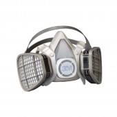 5000 Series Half Facepiece Respirators