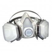 5000 Series Half Facepiece Respirators MEDIUM