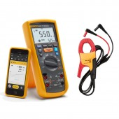 Fluke 1587/i400 FC Fluke 2 in 1 Insulation Multimeter with AC Clamp Kit