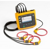 Fluke 1736 Power Quality Data-Logger with 1500 Amp Flexible Probes