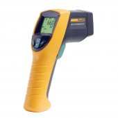 Fluke 561 Infrared and Contact Thermometer for industrial, electrical, and HVAC/R professionals