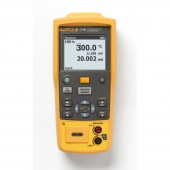 Fluke 714B Handheld Temperature Calibrator - Thermocouple Input and Output