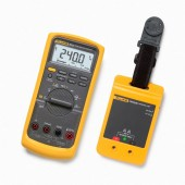 Fluke 87V Digital Multimeter plus PRV240 Meter Proving Unit Combo Kit