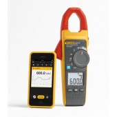 Fluke 902 FC True RMS HVAC Clamp Meter with Fluke Connect