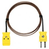 Fluke 80PK-EXT Extension Wire Type K Thermocouple