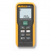 Fluke 419 Laser Distance Meter Measures up to 260 Feet with 0.04 inch accuracy